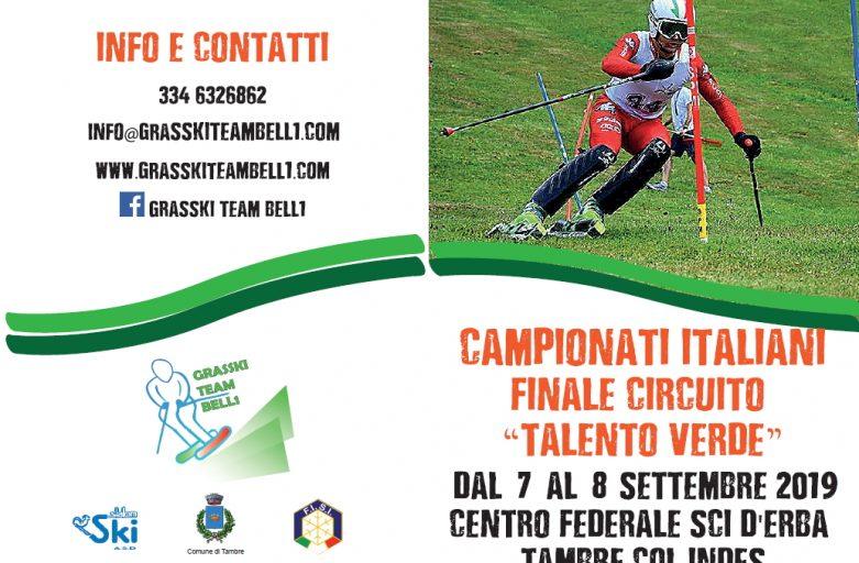 Fisi Veneto Calendario.News Grasski Team Bell1